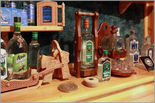 Кузбасский алкоголь