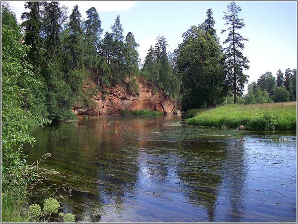 Экотуризм в Ленинградской области