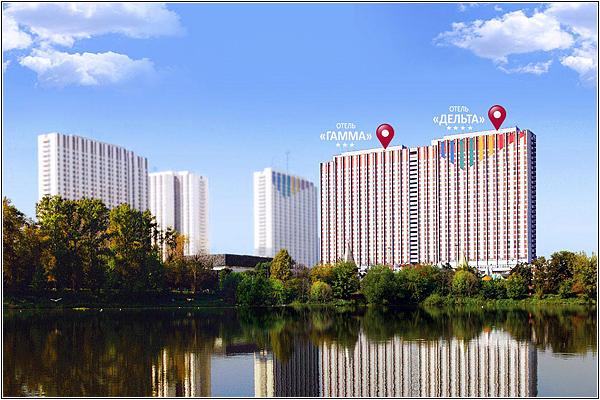 Гостиницы Москвы: Измайлово