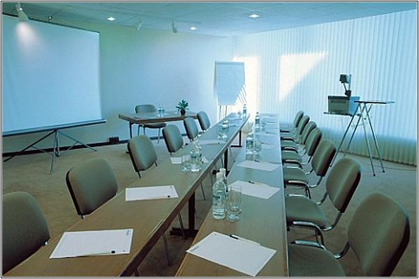 Конференц-зал в гостинице Космос