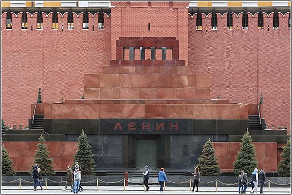 Мавзолей Владимира Ильича Ленина