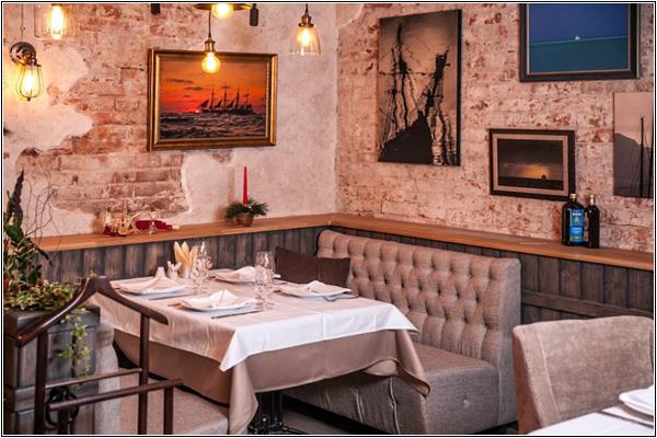 Ресторан Субботица в Москве