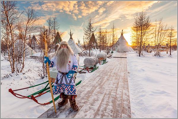 Ямал Ири — ямальский Дед Мороз