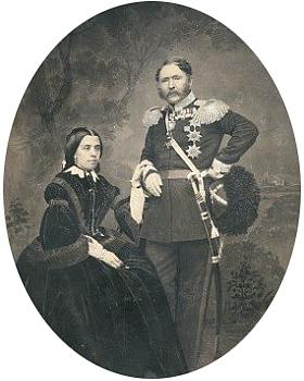 Супруги Гасфорт