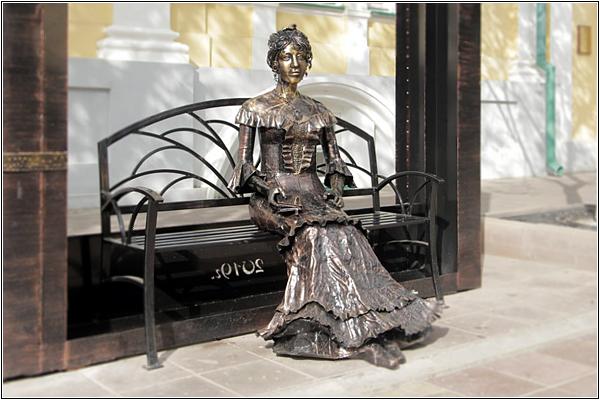 Книжная дама или оренбургский Франкенштейн