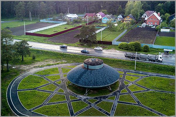 НЛО в деревне Протасово