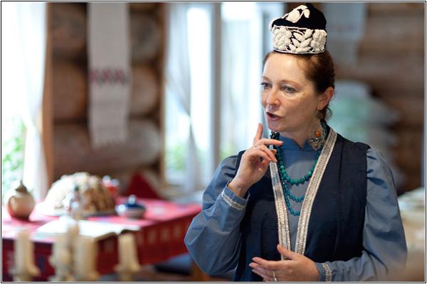 Экскурсия в Музее чак-чака в Казани