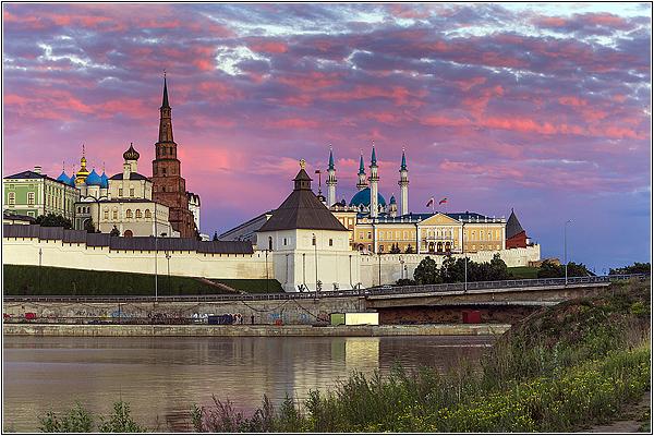 7 чудес России: Казанский Кремль (Казань)