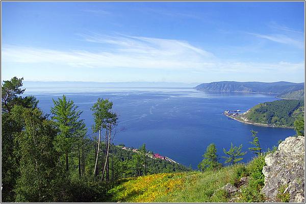 Семь чудес России: Байкал