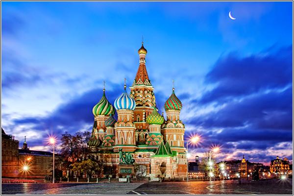 Индивидуальные туры по Москве
