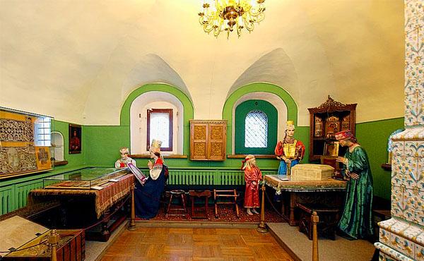 Выставка в Рязанском кремле