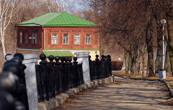Поповский дом на территории Рязанского кремля