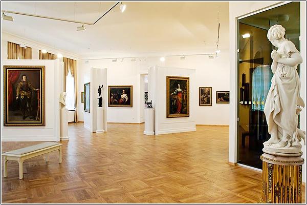 Художественная галерея в Смоленске