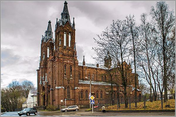 Храм Непорочного Зачатия Пресвятой Девы Марии в Смоленске