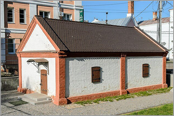 Старая кузница в Смоленске