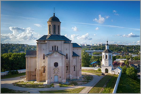 Церковь Михаила Архангела в Смоленске