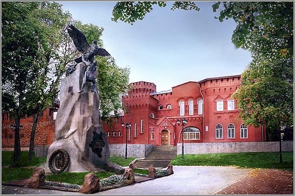 Музей «Смоленщина в годы Великой Отечественной войны» в Смоленске