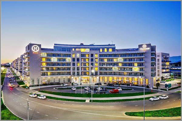 Отель Имеретинский в Сочи