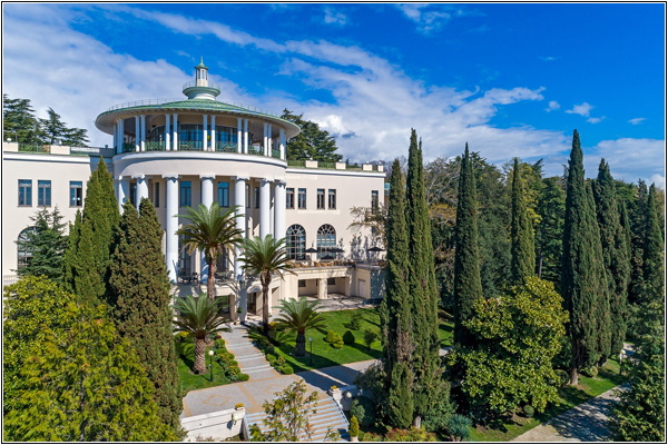 Отель Rodina Grand Hotel and SPA в Сочи