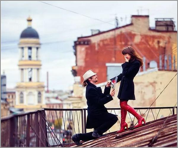 5 идей романтических свиданий в Петербурге