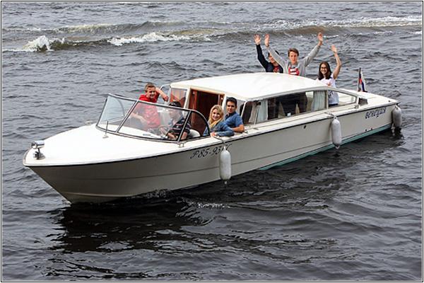 Катер или яхта