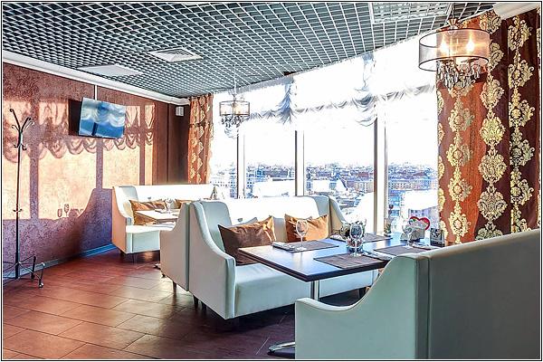 Ресторан «Я люблю... La Panorama» в Санкт-Петербурге