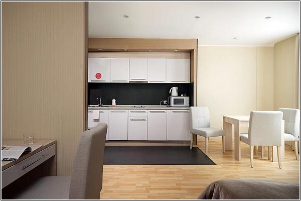 Преимущества проживания в апарт-отеле