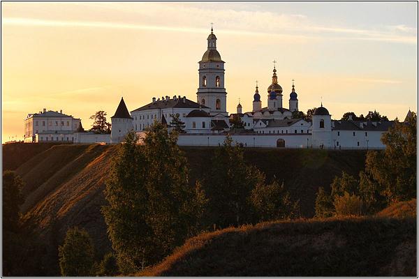 7 чудес России: Тобольский Кремль (Тобольск)