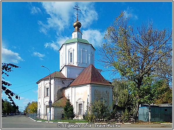 Церквушка в Твери
