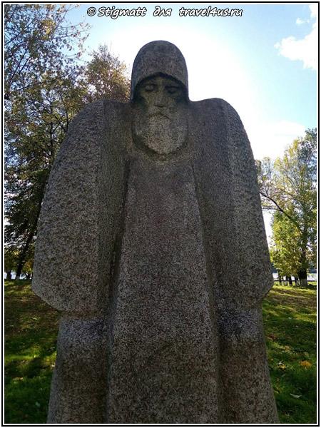 Тверской бородач