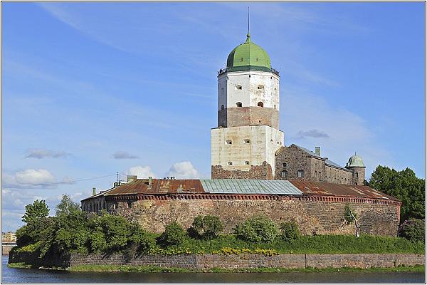 7 чудес России: Выборгский замок (Выборг)
