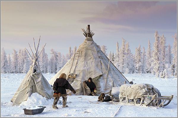 Люди на Ямале