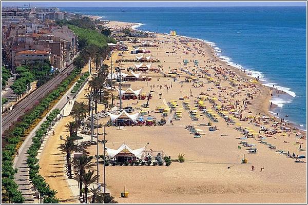 Курорты Каталонии: Коста-дель-Маресме (Costa del Maresme)