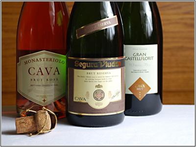 Кава (cava) — игристое вино, произведенное в Испании.