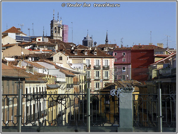 Здания Мадрида