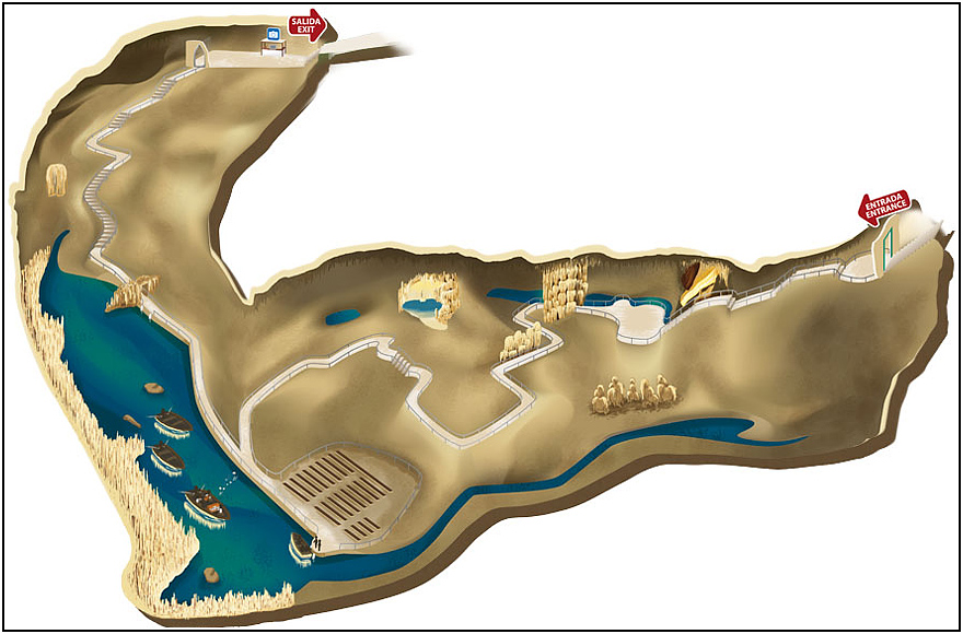 Карта подземелий дракона