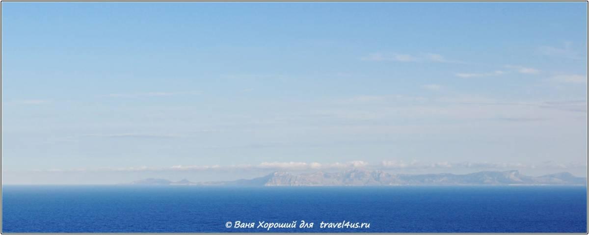 Остров Менорка
