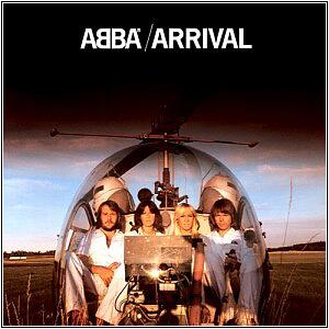 Обложка альбома Arrival