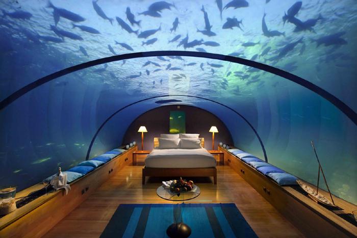 Подводная гостиница