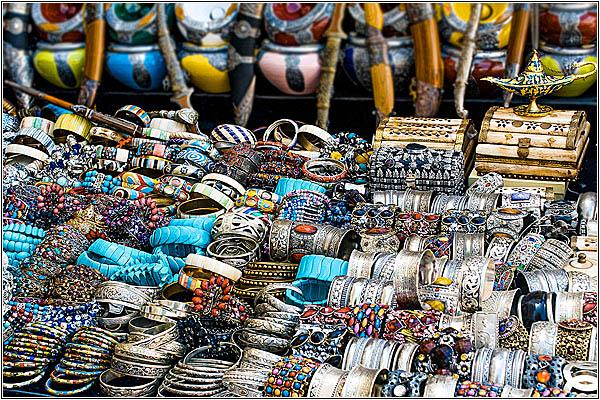 Ювелирные украшения из Туниса