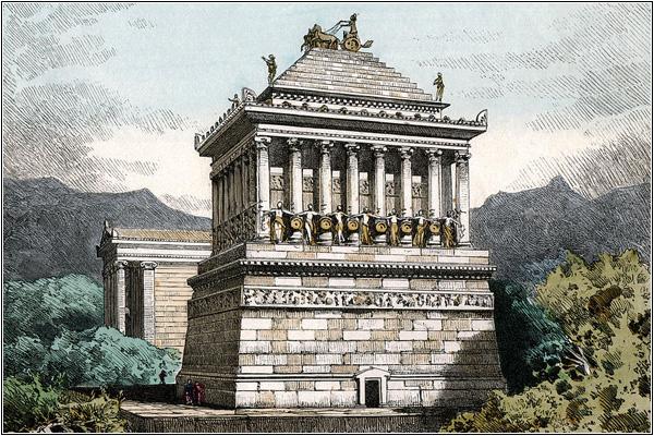 Семь чудес света: Галикарнасский мавзолей