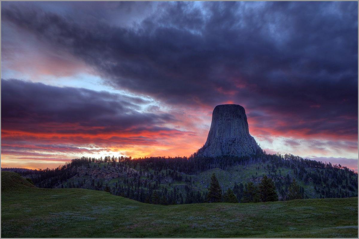 Чертова Гора в США