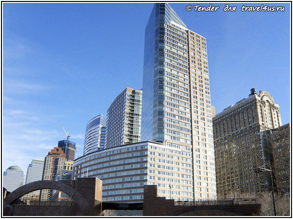 Архитектура Нью-Йорка