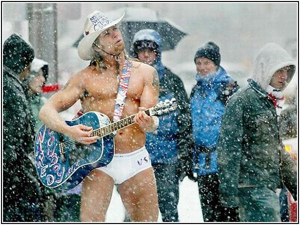 Снежный ковбой