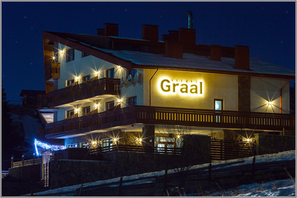 Graal Resort Буковель