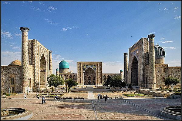 Узбекистан — Средняя Азия с восточным колоритом