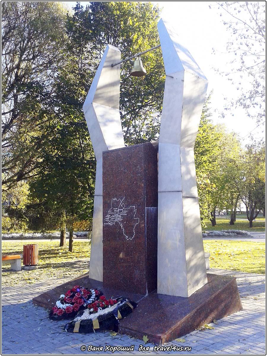 Памятник с сердцем Кириши памятники на могилу в витебске цены