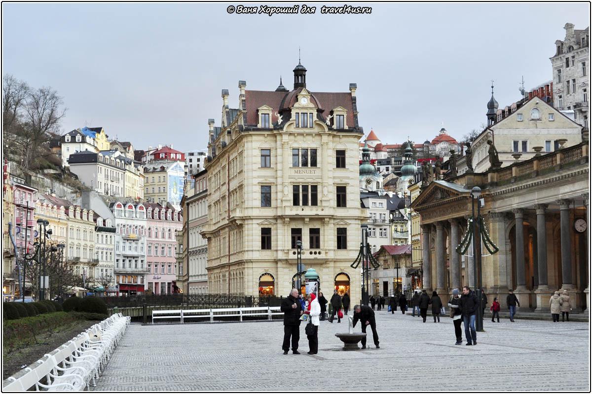 Путешествие из Праги