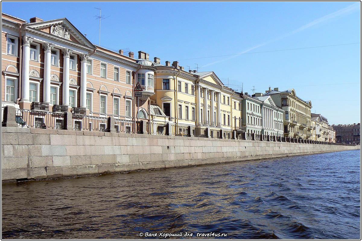 Сотни строк о Петербурге