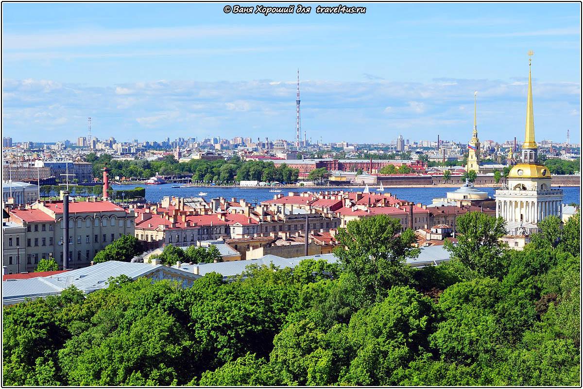 Стихи о Петербурге